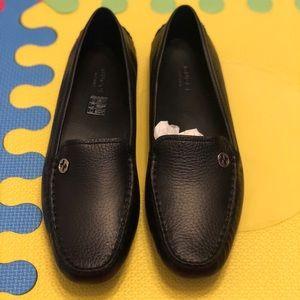 fde648e76 GUCCI G Driver Loafers 40 Black (7 US).